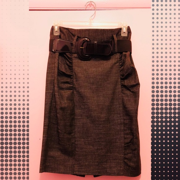 Dresses & Skirts - Women's Size Small Brown Professional Pencil Skirt